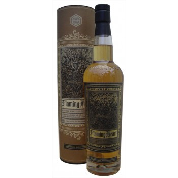 Compass Box Flaming Heart 2012 Malt Whisky