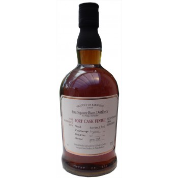 Foursquare 9 year old Port Cask Finish Rum