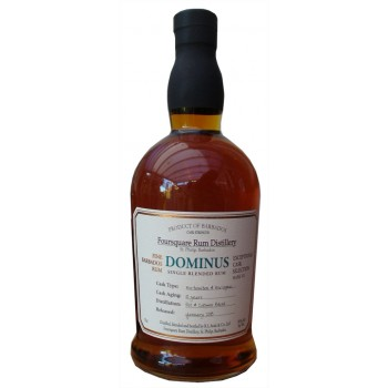 Foursquare Dominus 10 year old Barbados Rum