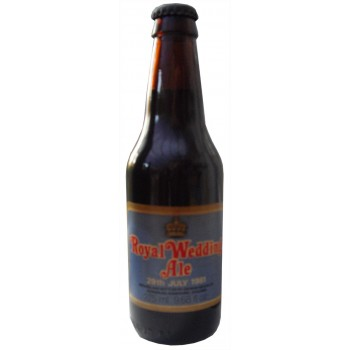 George Gale 1981 Royal Wedding Ale