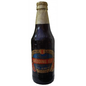George Gale 1986 Royal Wedding Ale