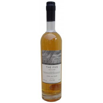 Garnheath 35 Year Old 50cl Single Grain Whisky