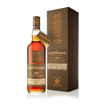 Glendronach 1990 25 Year Old Single Malt Whisky