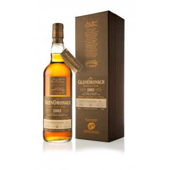 Glendronach 2003 12 Year Old Single Malt Whisky
