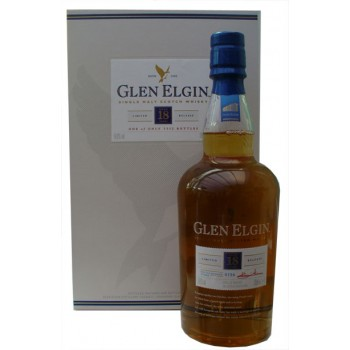 Glen Elgin 18 Year Old Single Malt Whisky