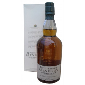 Glen Elgin Whisky - White Horse Label