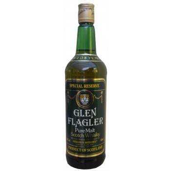 Glen Flagler 8 Year Old Pure Malt Whisky