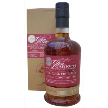 Glen Garioch 1998 Wine Cask matured Single Malt Whisky