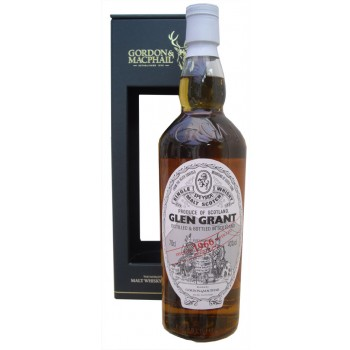 Glen Grant 1966 Single Malt Whisky