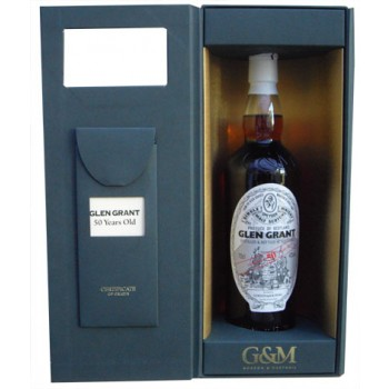 Glen Grant 50 Year Old Single Malt Whisky