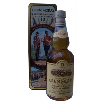 Glen Moray 12 Year Old The Highland Light Infantry Single Malt Whisky
