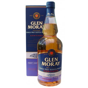 Glen Moray Port Cask Finish Single Malt Whisky