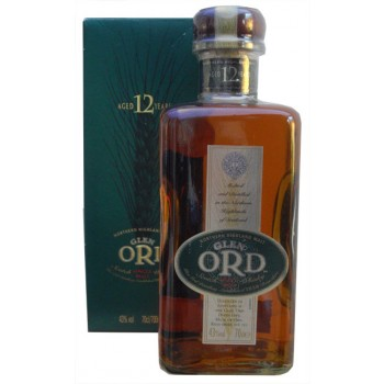 Glen Ord 12 Year Old Single Malt Whisky