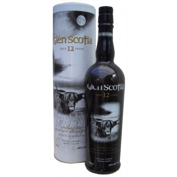 Glen Scotia 12 Year Old Single Malt Whisky