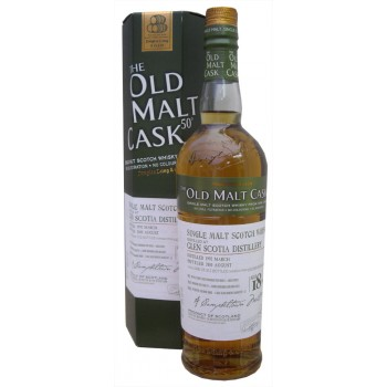 Glen Scotia 1992 18 Year Old Single Malt Whisky
