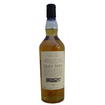 Glen Spey 12 Year Old Flora & Fauna Series Single Malt Whisky