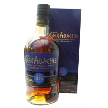 Glenallachie 15 Year Old Single Malt Whisky