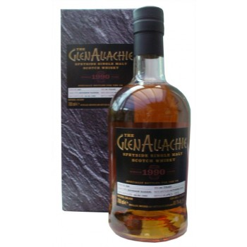 Glenallachie 1990 28 Year Old Single Malt Whisky