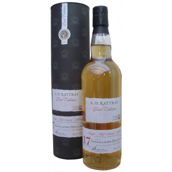 Glenallachie 1995 17 Year Old Single Cask Single Malt Whisky