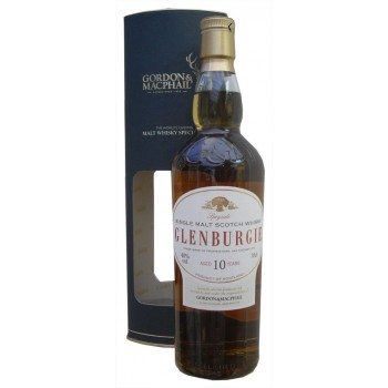 Glenburgie 10 Year Old Single Malt Whisky