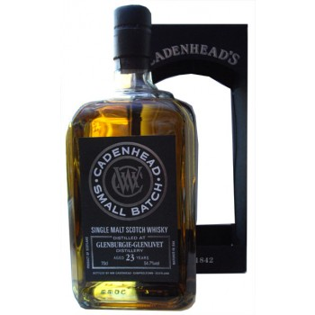 Glenburgie 1992 23 Year Old Cask Strength Single Malt Whisky