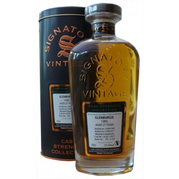 Glenburgie 1995 21 Year Old Single Malt Whisky