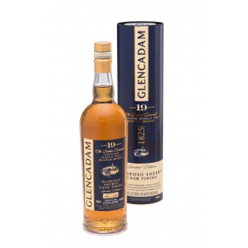 Glencadam 19 Year Old Oloroso Sherry Finish Single Malt Whisky