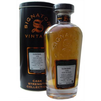 Glencraig 1976 38 Year Old Single Malt Whisky