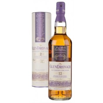 Glendronach 12 Year Old Sauternes Finish Single Malt Whisky