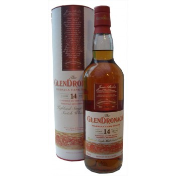 Glendronach 14 Year Old Marsala Finish Single Malt Whisky