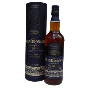 Glendronach 18 Year Old Single Malt Whisky
