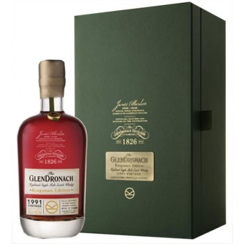 Glendronach 1991 25 Year Old Kingsman Single Malt Whisky