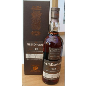 Glendronach 1992 25 Year Old Single Malt Whisky