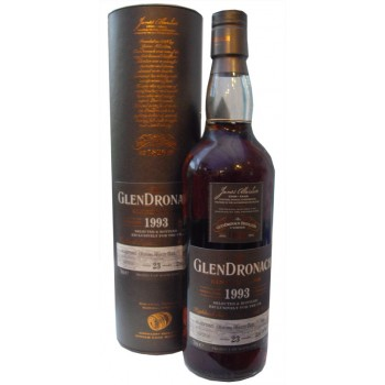Glendronach 1993 23 Year Old Single Malt Whisky