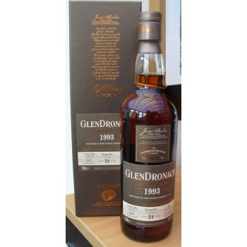 Glendronach 1993 24 Year Old Single Malt Whisky