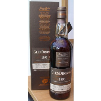 Glendronach 55 1993 24 Year Old Single Malt Whisky