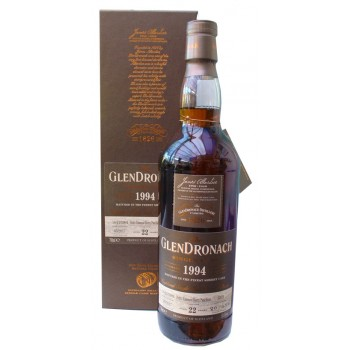 Glendronach 1994 22 Year Old Batch 15 Single Malt Whisky