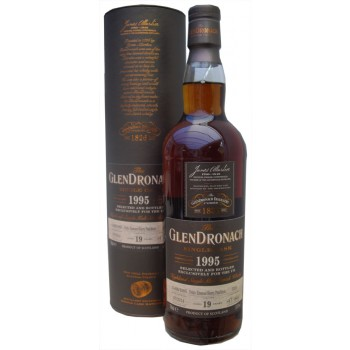 Glendronach 1995 19 Year Old Single Cask Whisky