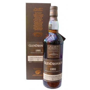 Glendronach 1995 21 Year Old Batch 15 Single Malt Whisky
