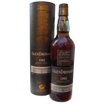 Glendronach 1995 21 Year Old Single Malt Whisky