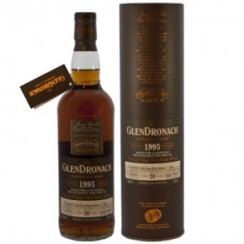 Glendronach 1995 20 Year Old Single Malt Whisky