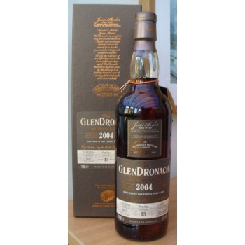 Glendronach 2004 13 Year Old Single Malt Whisky