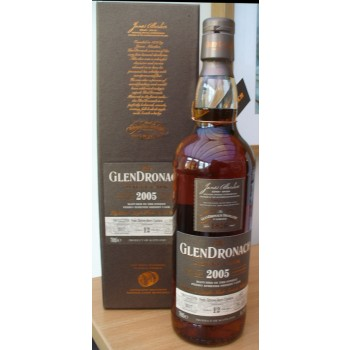Glendronach 2005 12 Year Old Single Malt Whisky