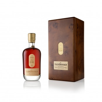 Glendronach 25 Year Old Grandeur Batch 8 Single Malt Whisky