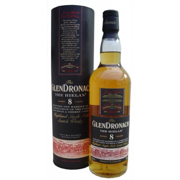 Glendronach 8 Year Old Hielan Single Malt Whisky