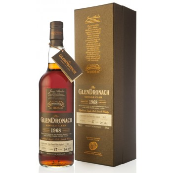 Glendronach 1968 47 Year Old Batch 13 Single Malt Whisky