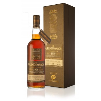 Glendronach 1990 24 Year Old Single Cask Batch 11 Single Malt Whisky