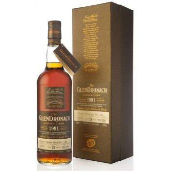 Glendronach 1991 24 Year Old Batch 13 Single Malt Whisky