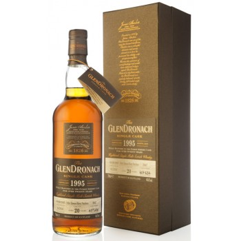 Glendronach 1995 20 Year Old Release 13 Single Malt Whisky