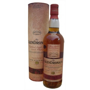 Glendronach Cask Strength Batch 3 Single Malt Whisky